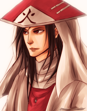 Naruto 625 the first hokage of the hidden leaf by stirringwind-d5zsssx
