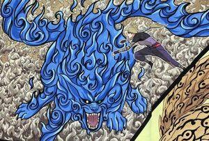 Manga version of Matatabi