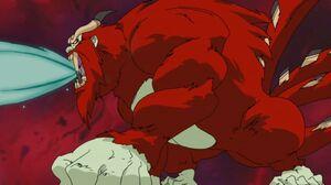 Anime version of Son Gokuu