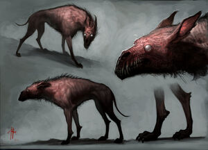 Hell hound concept by mrtomlong-d5h69vv