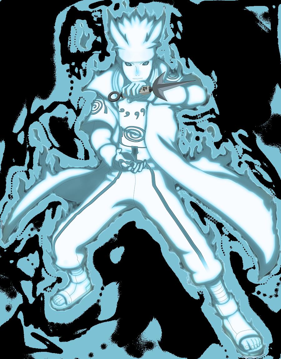 Seven Tails Chakra Mode Narutoresurrectionrp Wikia Fandom