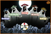 FiveKages