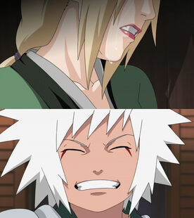 Tsunade-crying