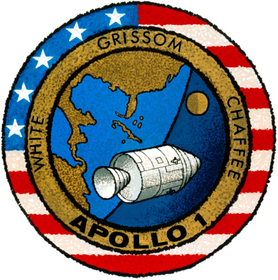 595px-Apollo 1 patch