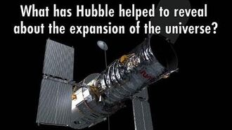 Hubble Trivia 6) What Has Hubble Helped to Reveal About the Expansion of the Universe?