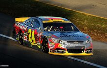 Jeff Gordon 2015 Axalta final ride