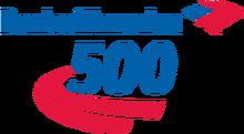Bank of America 500 logo