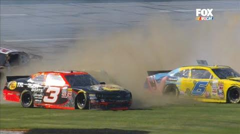 All NASCAR Crashes at Talladega 5-2 5-3-15 (LIve)