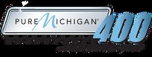 Pure Michigan 400 logo
