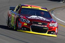 Jeff Gordon 2014 Axalta Radiant red