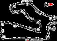 Road America track layout