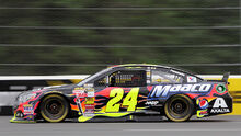 Jeff Gordon 2014 Axalta Maaco