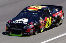 Jeff Gordon 2014 Axalta Service King
