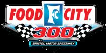 Food City 300 Logo