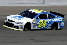 Jeff Gordon 2013 Axalta Standox