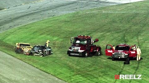 No one knew how bad Dale Earnhardt's crash was till it was too late Collision Course REELZ