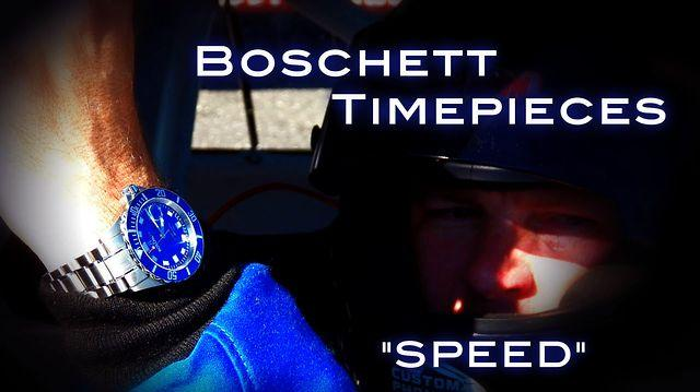 "Boschett ""SPEED"" TV Spot"