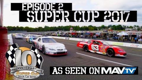 Super Cup Stock Car Series 2017- Episode 2