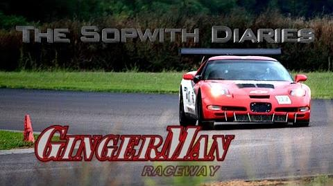 The Sopwith Diaries- Gingerman Raceway