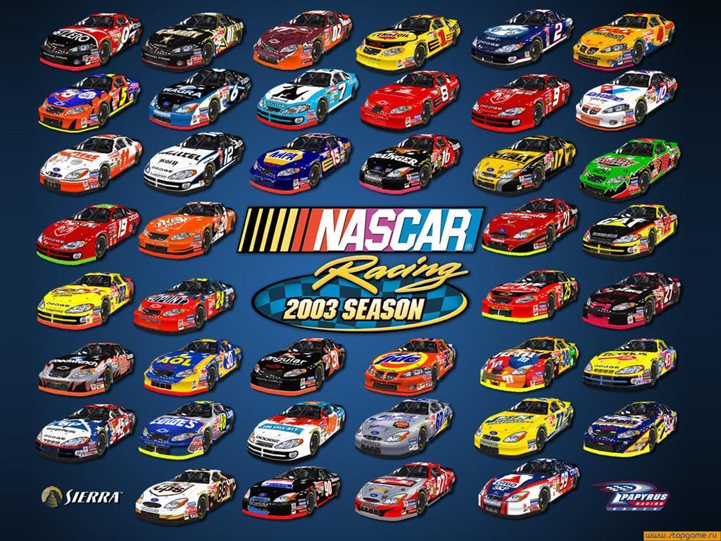 NASCAR Racing 2003 Season   Stock Car Racing Wiki   FANDOM powered