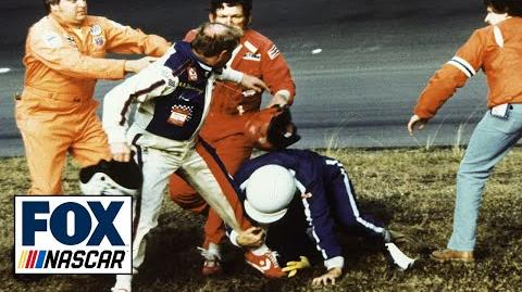 How the 1979 Daytona 500 fight between two Hall of Famers helped ignite NASCAR FOX NASCAR