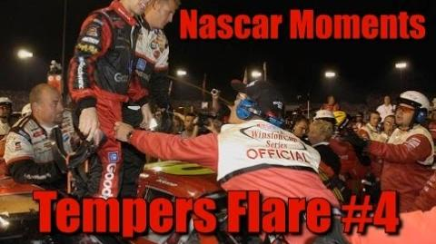 Nascar Moments Tempers Flare 4