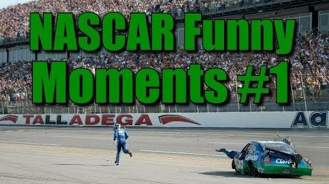 NASCAR Funny Moments 1