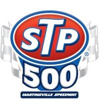 STP 500 logo