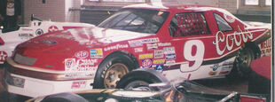 Bill Elliott 200 mph