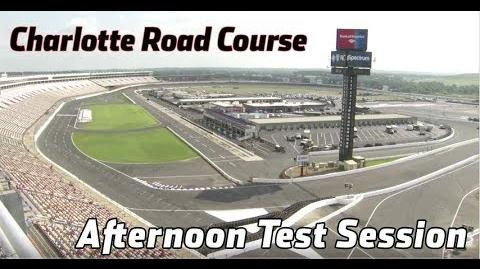 LIVE Testing at Charlotte Motor Speedway (1pm-5pm)