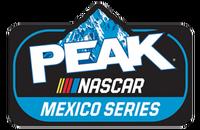 PEAK Mexico Series logo 2018