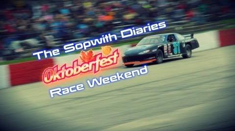 The Sopwith Diaries- Oktoberfest Race Weekend