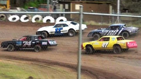 Street Stock Showdown @Cottage Grove Speedway 2018