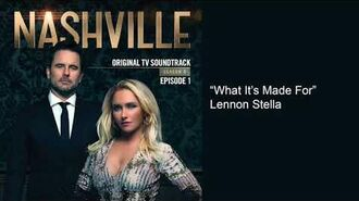 """What It's Made For"" (Nashville Season 6 Episode 1)"