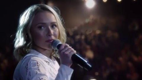 "Hayden Panettiere (Juliette Barnes) Sings ""Hole in the World"" - Nashville"
