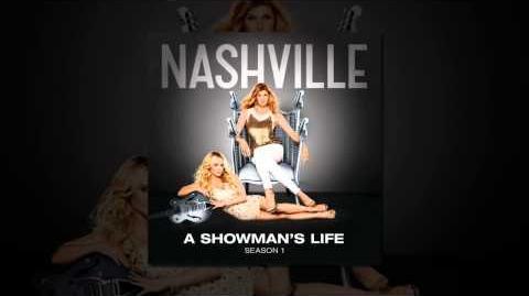 Nashville Cast - A Showman's Life (feat. Chris Carmack)