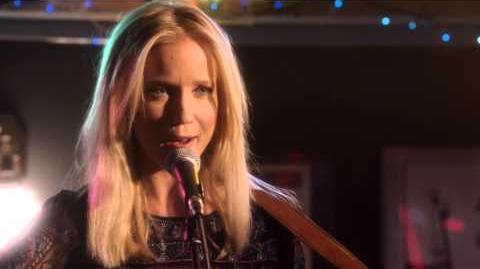 "Jessy Schram (Cash) Sings ""If You Don't Mean Business"" - Nashville"