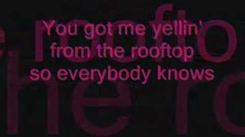 Yellin' From The Rooftop - Hayden Panettiere