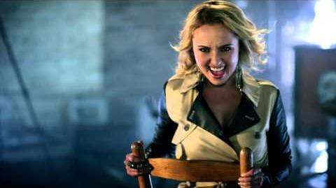 Hayden Panettiere - Telescope Music Video (HD 720p)