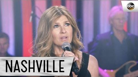 """Connie Britton (Rayna Jaymes) Sings """"Hold On To Me"""" - Nashville 4x17"""