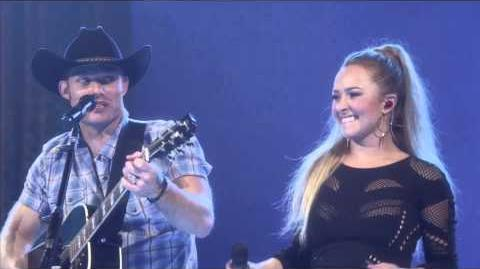 "Nashville - ""Cant Say No To You"" by Chris Carmack (Will) & Hayden Panettiere (Juliette)"