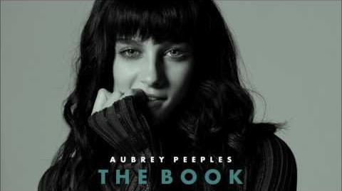 Aubrey Peeples - The Book (Audio)