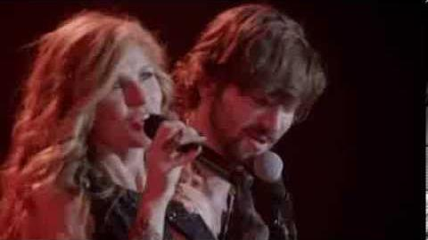Nashville 1x18 Liam and Rayna Postcards from Mexico (with lyrics on screen)