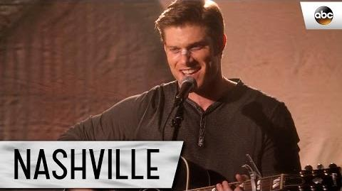 "Chris Carmack (Will) Sings ""Ain't It Beautiful"" - Nashville"