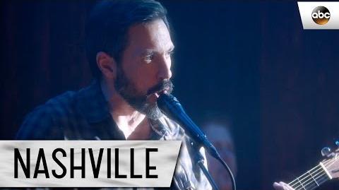 """Steve Kazee (Riff) Sings """"Both Hands on the Wheel"""" - Nashville"""