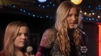 """Lennon and Maisy Stella (Maddie and Daphne) Sing """"All We Ever Wanted"""" - Nashville"""