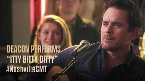 """NAHSVILLE on CMT Deacon Performs """"Itty Bitty Ditty"""""""