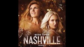 Wide Open (feat. Will Chase) by Nashville Cast