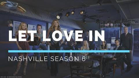 Let Love In (Nashville Season 6 Soundtrack)