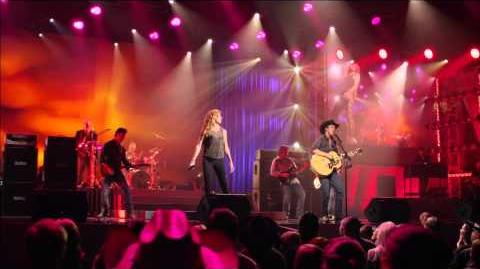 "Nashville - ""Ball and Chain"" by Connie Britton (Rayna) & Will Chase (Luke Wheeler)"